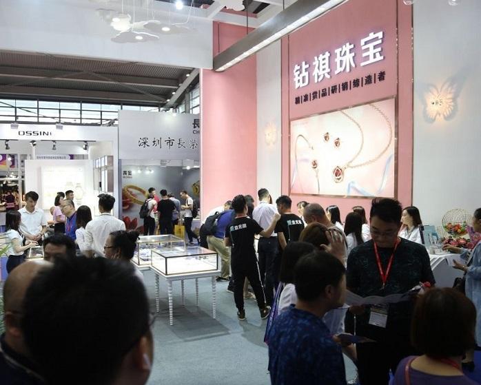 中国(深圳)国际珠宝展览会_现场照片
