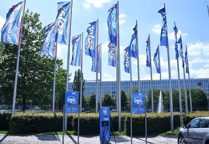 德国慕尼黑国际太阳能技术展览会_现场照片