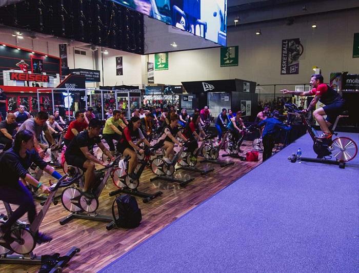墨西哥国际健身展览会_现场照片