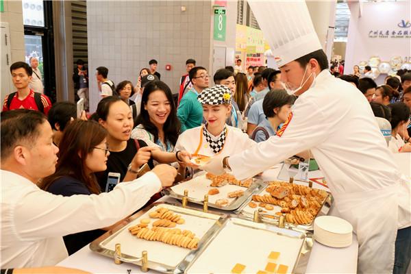 上海烘焙展览会