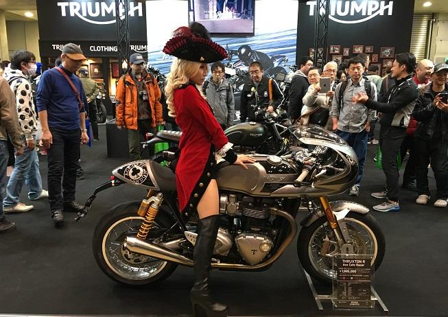 日本东京国际摩托车及配件展览会